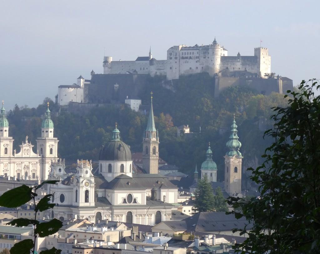 In Salzburg stehen zu viele Kirchen