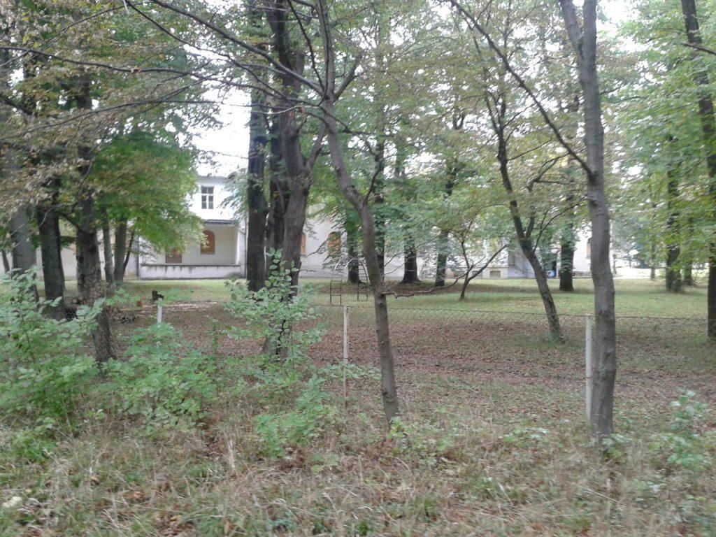 Ehemalige Heilanstalt Neufriedenheim